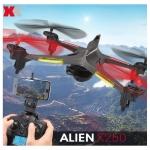 ALIEN X250 HD camera บังคับผ่านหน้าจอมือถือ