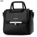 กระเป๋าถือผลิตจากหนังPUที่เน้นการดีไซน์ในลุคหรู