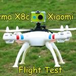 SYMA X8C venture / Big Drone จอมพลังตัวจริง