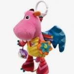 little ไดโนเสาร์ แขวนเปลกรุ๊งกริ๊งlamaze ส่งฟรี สำเนา