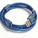 สายชาร์จ USB ยาว 1 เมตร