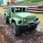 รถGMC U.S ARMY 4x4 รถทหารอเมริกัน - HENG LONG 3853A 1:16