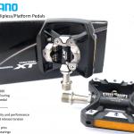 Shimano : PD-T8000 บันไดเสือภูเขาพร้อมปลดเร็ว