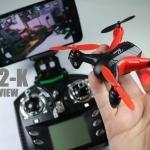 WL-Q242 mini fpv drone / โดรนจิ๋วสอดแนม