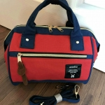 กระเป๋าเป้หลัง Anello งาน เเคนวาสอย่างหนา