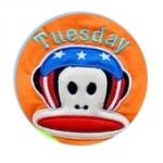 เสื้อกล้ามสุนัข พอลแฟรงค์ - Tuesday (พร้อมส่ง)
