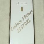 เคส Zenfone3 Deluxe ZS570KL Tpu นิ่มใส