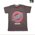 เสื้อยืดชาย Lovebite Size M - Lovebite Original Vintage