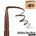 *พร้อมส่ง #3 Brown สีน้ำตาล* Etude House Styling Eye Liner AD 0.2g [2,500 Won] อายไลเนอร์ดินสอ เขียนขอบตาแบบออโต้ เขียนง่าย นุ่ม