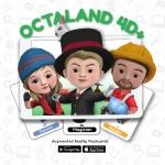 Flashcard OCTALAND 4D+ แฟลชการ์ดอาชีพ 4 มิติ เล่นกับ Smartphone, Tablet