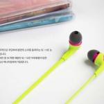 ขาย หูฟัง Iriver SC-10E หูฟังแฟชั่น มีไมค์ในตัว รองรับ iPod , iPhone , iPad , BlackBerry
