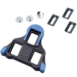 Shimano : SM-SH12 SPD-SL Cleats +/-2? - black/blue