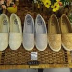 รองเท้า VALENTINO Style งานลูกไม้เกาหลี