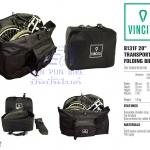 VINCITA : B131F กระเป๋าจักรยานพับ 20 นิ้ว