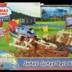 รถไฟ Thomas shake shake brigde I ส่งฟรี