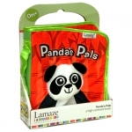 หนังสือผ้า Lamaze panda's pals ส่งฟรี