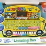 พร้อมส่งส่งฟรี learning bus activity
