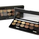 Sivanna Make up Academy Professional 12 สี มีให้เลือก 3 โทนสี เข้ากันๆ พาเลทอายแชโดว์ สีสวยๆๆ ,