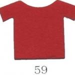 ผ้ายืดคอตตอน 100% สีแดงเข้ม แบ่งขาย สั่งจำนวนน้อยกว่า 10 โล