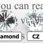 ข้อแตกต่างระหว่างเพชรปลอม กับ เพชรแท้ แหวนเพชรแท้ ที่จะสังเกตได้มีอะไรบ้าง?