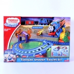 รถไฟ Thomas spooky train set by Fisher Price ส่งฟรี