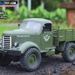 CA10 1/16 MILITARY 4X4 Truck รถทหาร