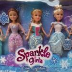 เซ็ทตุ๊กตา sparkle Girlz ของแท้ งานห้าง ส่งฟรี