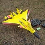 SU33 fighter เครื่องบินบังคับ 2 ch ความเร็วสูง