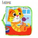 หนังสือผ้า LAMAZE MITTENS THE KITTEN ส่งฟรี