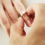 Why ring finger?
