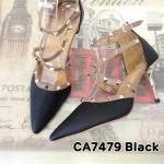 รองเท้าคัทชูแฟชั่นสไตล์ valentino