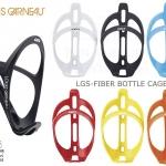 LOUIS GARNEAU : FIBER BOTTLE CAGE ขากระติกไฟเบอร์