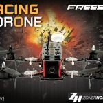 FREESKY FSQ250R-V2 racing drone