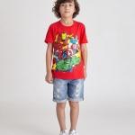เสื้อยืดเด็ก มาร์เวล Marvel Kid