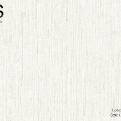 วอลเปเปอร์พื้นสีขาวอมทองเทกเจอร์เส้นตรงแนวตั้ง BES2-B140W