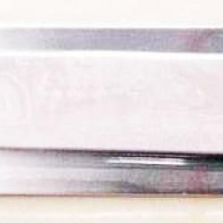 มีดแล่เนื้อด้ามสแตนเลส ขนาด 9 นิ้ว(1x3)