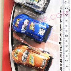 รถแข่งเบาะเงา มีลาน 4 ชิ้นแผง 31 ซม.