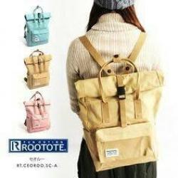 เป้ เกาหลี Rootote ขนาด 15 นิ้ว