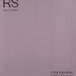 วอลเปเปอร์สีชมพู อมม่วง เรียบGX49004