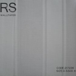 วอลเปเปอร์ลายทางตั้ง สีขาวเทาอ่อน 217228