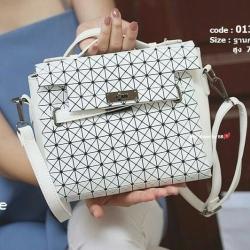 กระเป๋าสวยขนาดพอดี สไตล์งานแบรนด์ ทรงกล่อง