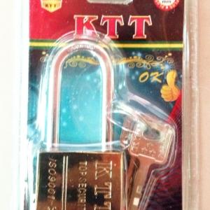 กุญแจลูกปืนทอง KTT ขนาด 30 mm. คอยาว