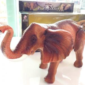 ช้างป่าใหญ่ มีเสียง มีไฟ ขนาด 12 นิ้ว(1x3)