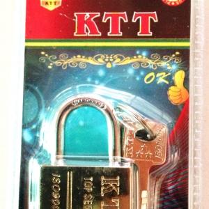 กุญแจลูกปืนทอง KTT ขนาด 30 mm. คอสั้น