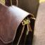 พรีออเดอร์ - กระเป๋าแฟชั่น หนังPU สไตล์วินเทจ มีฝาปิดด้านบน สะพายยาวได้ เท่ห์ และดูดีมากๆค่ะ ใส่ Ipad ได้ กระเป๋าสะพายข้างได้ มี 2 สี สไตล์เกาหลี thumbnail 2