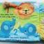 หนังสือผ้า Fisher price Baby animal counting book ส่งฟรี thumbnail 2