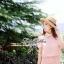 Lady Ribbon's Made Lady Blair Sweet Riviera Pastel Mini Dress thumbnail 2