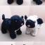 Pug Softy Toy - M BLACK thumbnail 2
