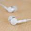 ขาย Soundmagic ES19S หูฟังอินเอียร์มีไมค์ในตัวรองรับ smartphones (สีขาว) thumbnail 4