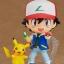 **พร้อมส่ง** Nendoroid Ash & Pikachu thumbnail 1